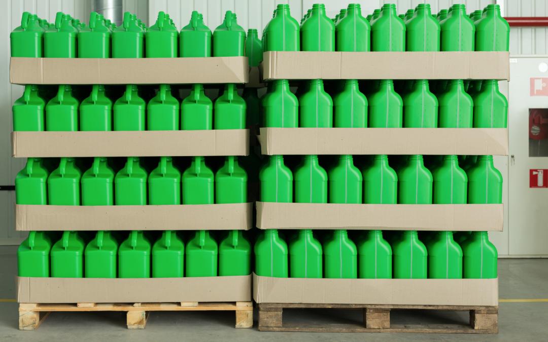 Reglamento de Almacenamiento de Productos Químicos